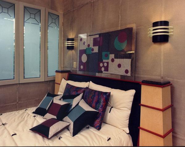 . BAUHAUS BEDROOM