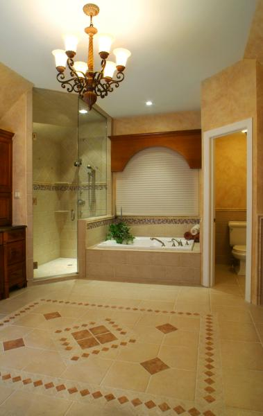 Master Bath, Huntingdon Valley, PA