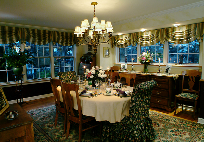 Dining Room, Huntingdon Valley, PA