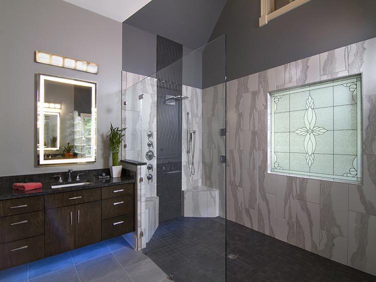 Greensboro Master Bathroom Renovation