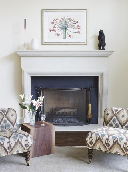 Glenview Renovations Fireplace