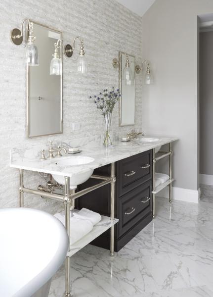 Glenview Renovations Master Bathroom