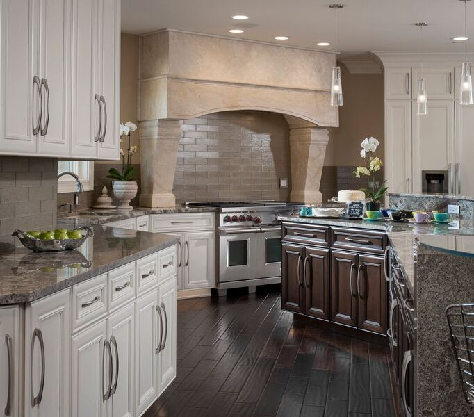 Renovated Transitional Style Home