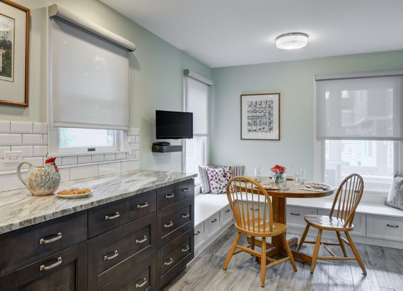 Transitional Transformation in Western Springs Kitchen 2