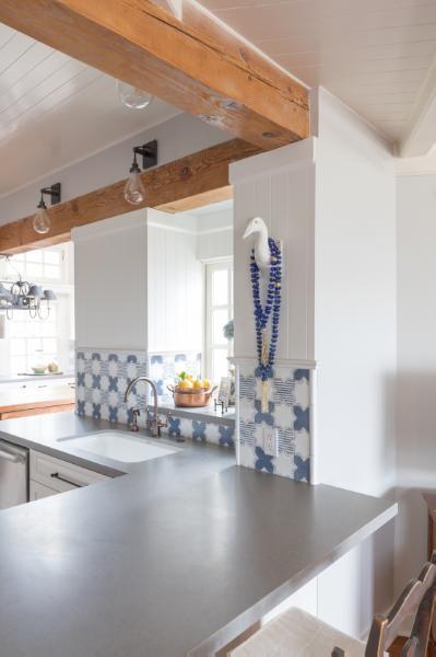 Nautical Home Kitchen - Point Loma