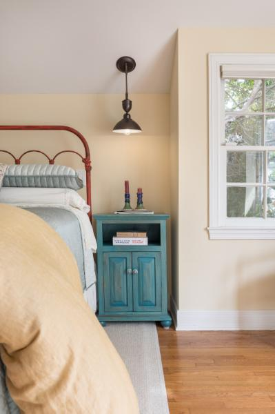 Nautical Home Guest Room - Point Loma