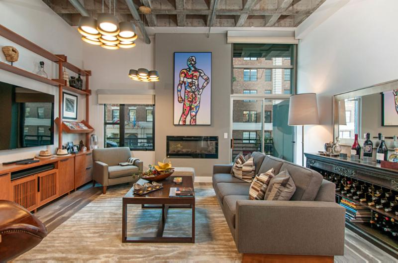Bankers Hill Condo