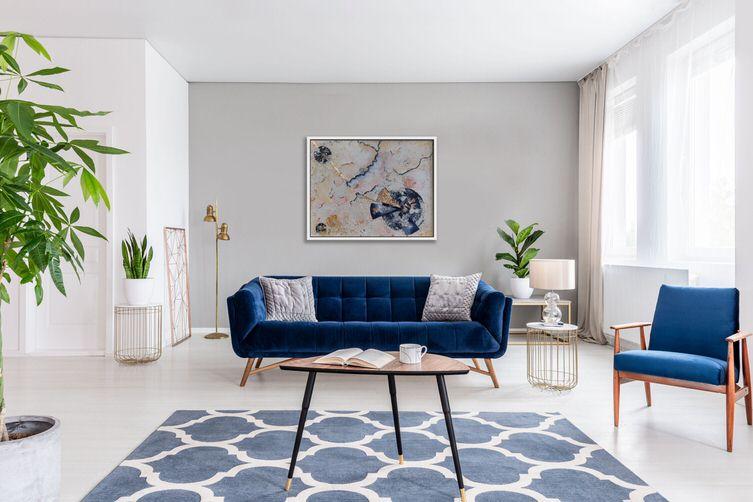 Living Room Featuring Rosario Glezmir