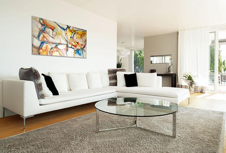 Living Room Featuring Julieta Valdez