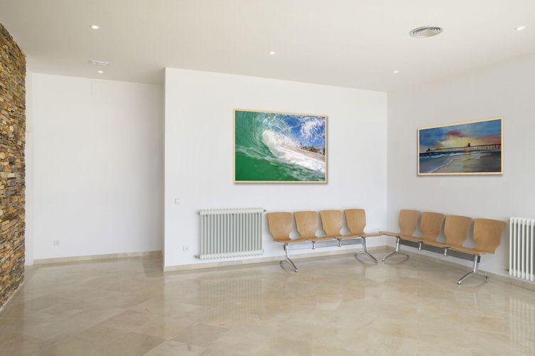 Healthcare Facility Featuring Bonnie Kent & John Cocozza